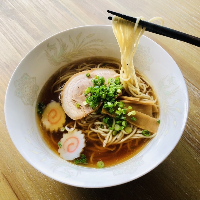 Japanese Soba Noodles 蔦 イメージ