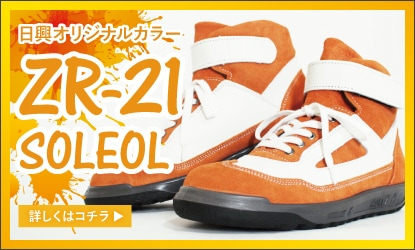ZR-21ソレイユ日興オリジナルカラー