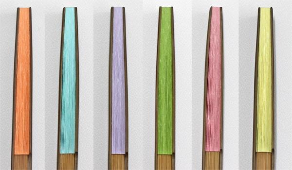 扇子の和紙色