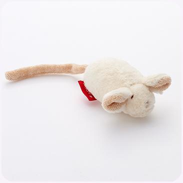APPYDOG オーガニックコットン猫用おもちゃ(ぬいぐるみ)