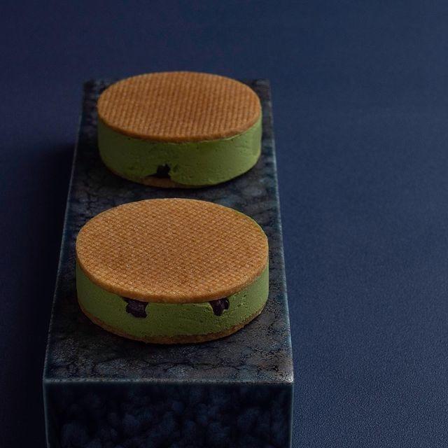 品川バターサンド 抹茶