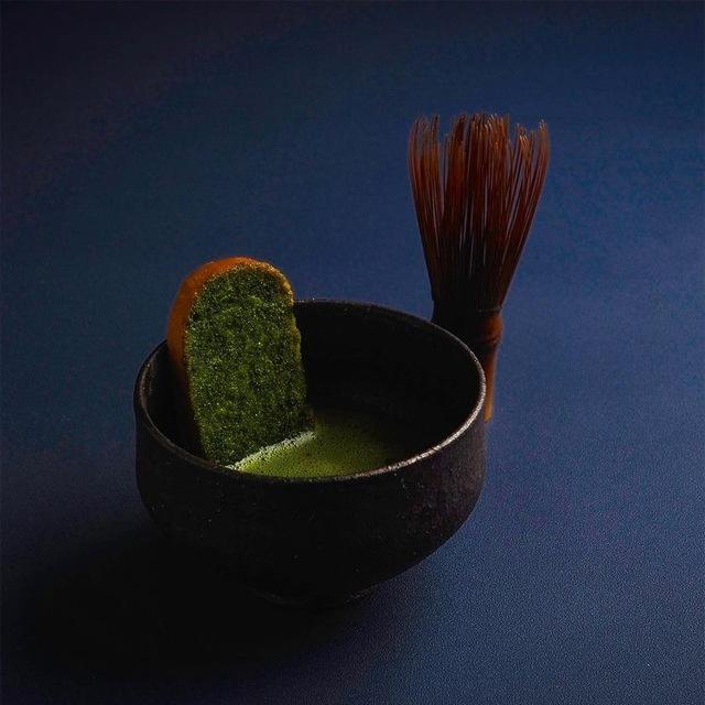 彩り和ラスク 宇治抹茶