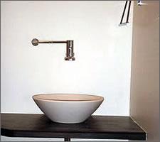 洗面ボウルの設置例22