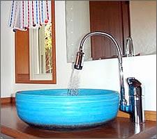 洗面ボウルの設置例23