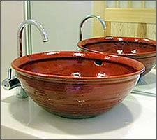 洗面ボウルの設置例26