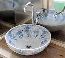 洗面ボウルの設置例28