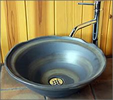 洗面ボウルの設置例38