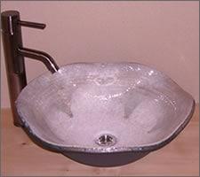洗面ボウルの設置例62