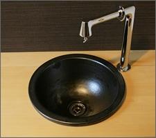 洗面ボウルの設置例1