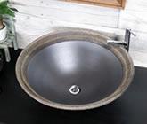 洗面ボウル 手水鉢 洗面 陶器 鉢 手洗い鉢