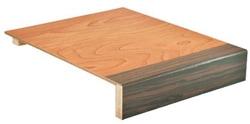 床の間セット欅×黒檀