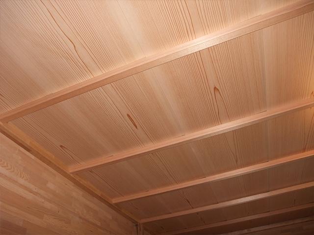 施工例ー天井材