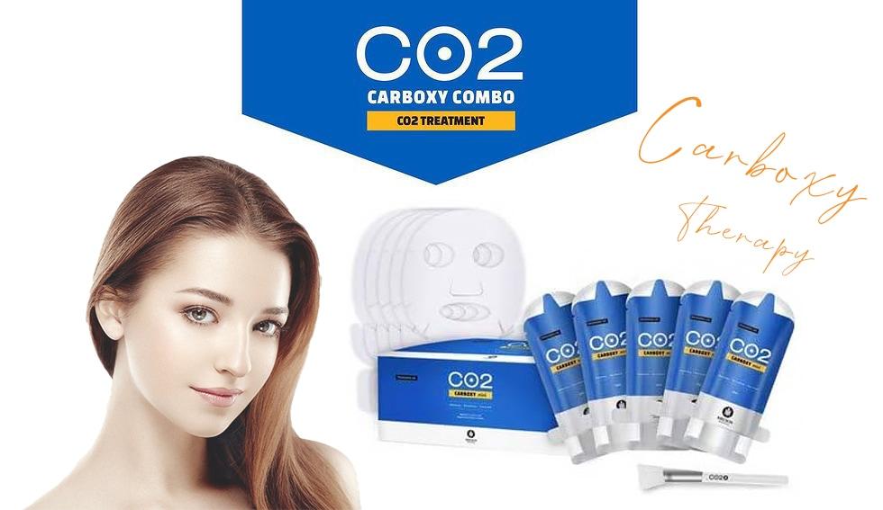 CARBOXY カーボキシー炭酸パック