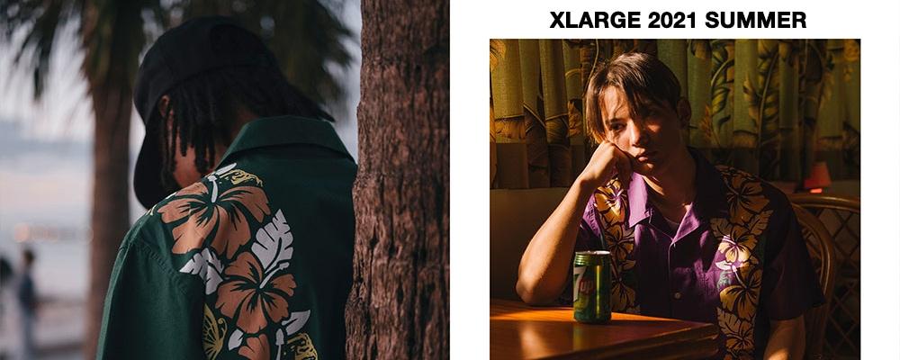 XLARGE / エクストララージ