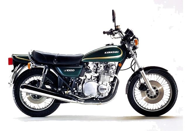 1976〜1978 Z750/900/1000イメージ画像