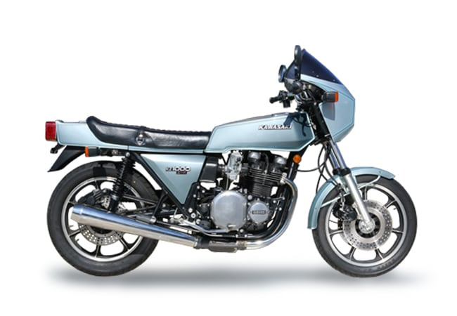 1977〜1978 Z1R-1/2イメージ画像