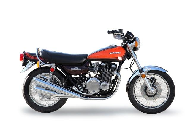 1972〜1975 Z1/Z2イメージ画像