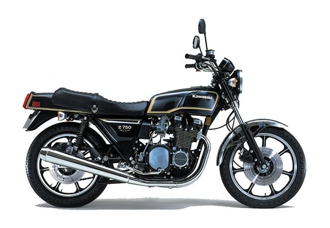 1979〜1980 Z750FX1/Z1000MK2イメージ画像