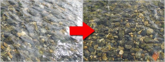 フィッシング(釣り)に偏光サングラス