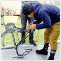 輪行講座 輪行教室