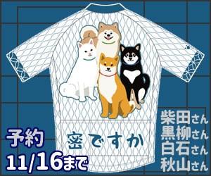 柴田さん 柴犬 11/16まで