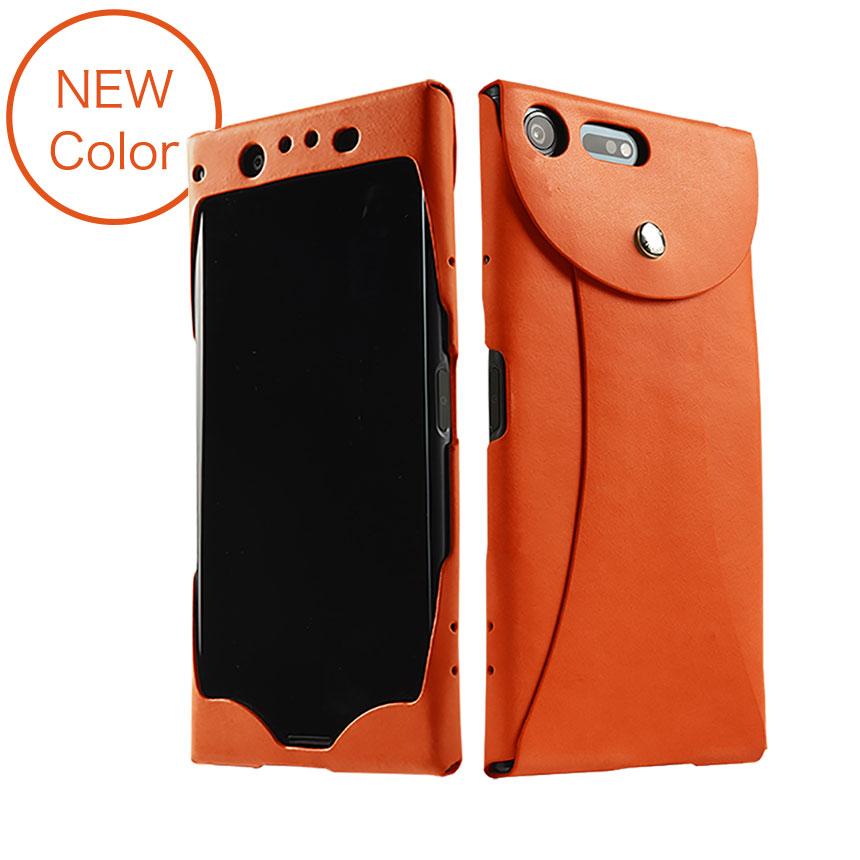 X wear for Xperia XZ Premium Orange