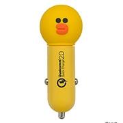 カーチャージャー USBポート/キャラクター