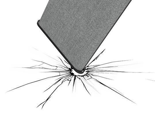 米国軍事規格の落下・振動試験をクリア