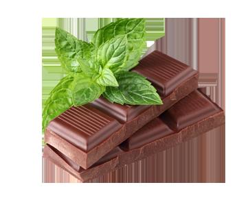 チョコミント味