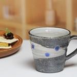 天の川(青)マグカップ