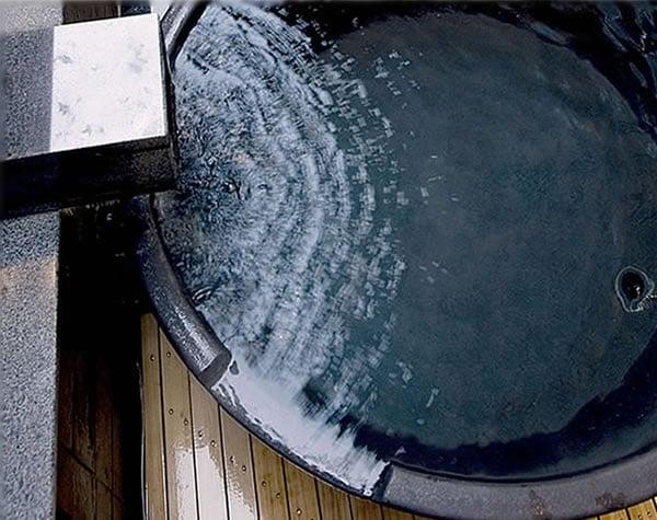 信楽焼 陶器浴槽