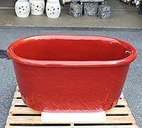 陶器風呂 ふろおけ 風呂陶器