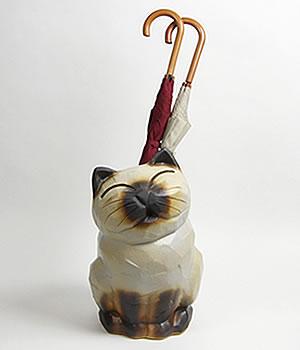 しがらきやき傘立て 陶器かさたて 信楽焼傘立て