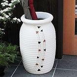 トライアングル壷型