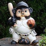 野球たぬき(大)