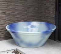 大きな金魚鉢