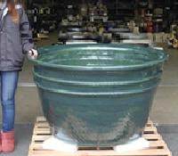 大きな植木鉢
