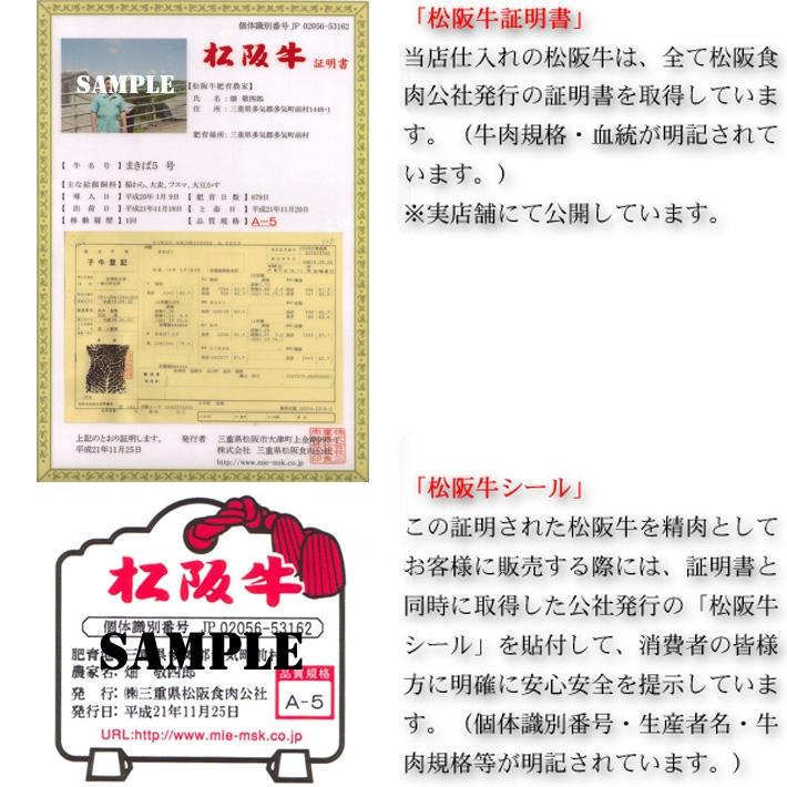 松阪牛説明2