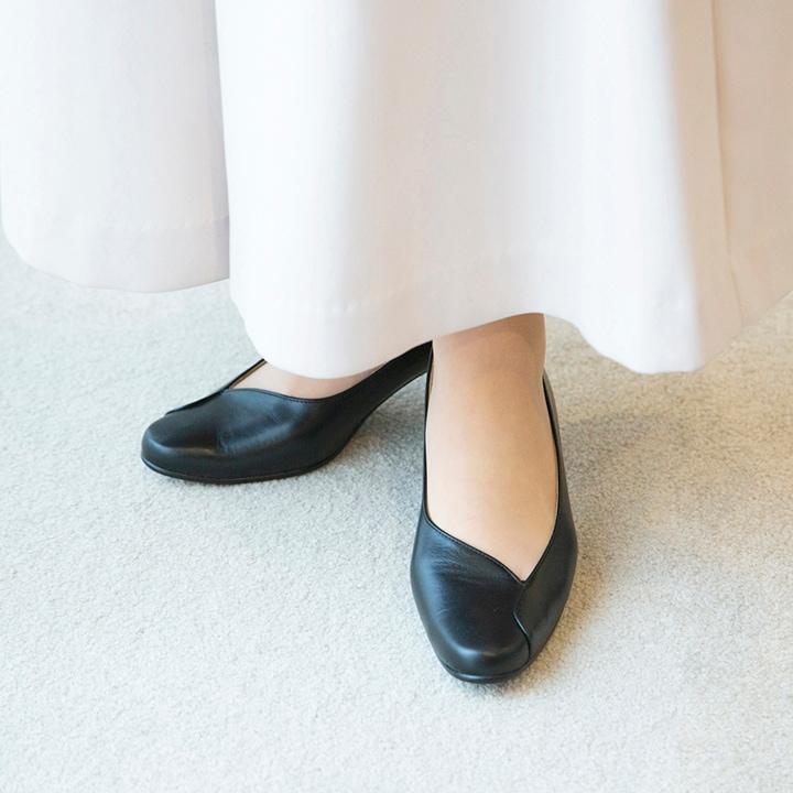 佳歩と靴 ライン2