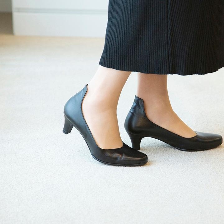 佳歩と靴LINE01