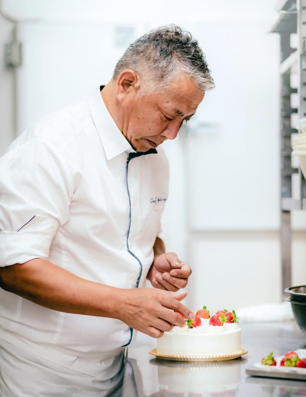 菓子工房T.YOKOGAWA 社長