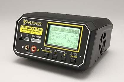 YZ-114 PLUS AC/DC 急速充放電器 \10,500(税別)