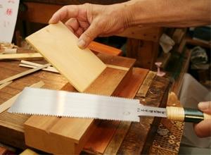 寄木細工の作り方 その1