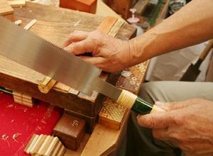 寄木細工の作り方 その3
