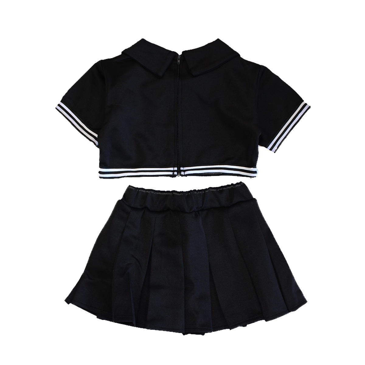 カラー 黒 ブラック バックスタイル