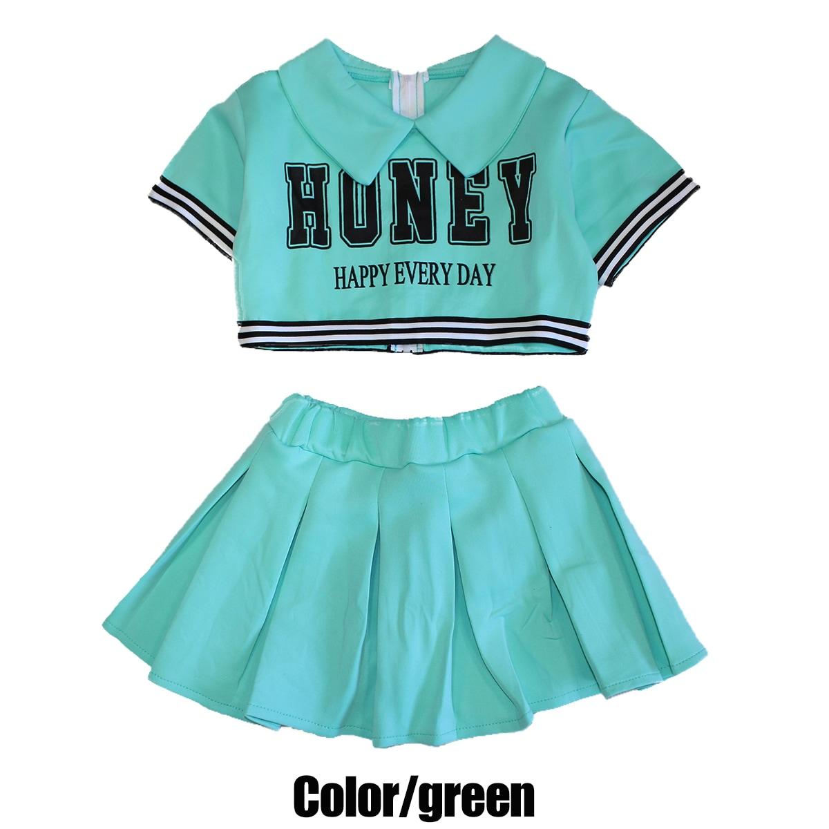 カラー 緑 グリーン フロントスタイル