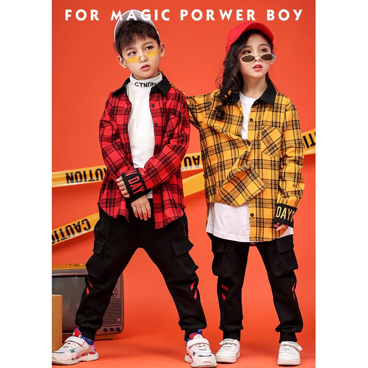 男の子女の子着用イメージ