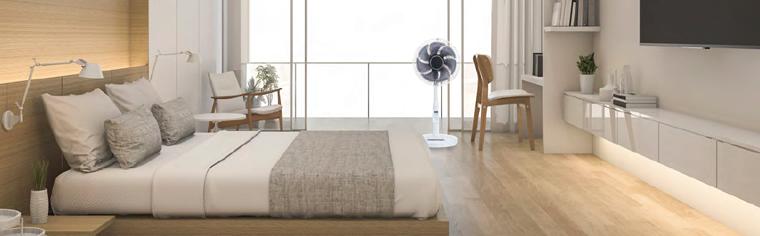 扇風機と熱中症