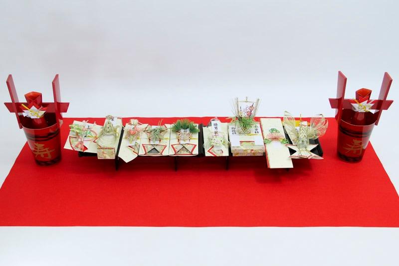 関東式 9品目 黒台(107-9)