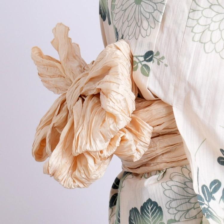 子供浴衣 3点セット  (浴衣/帯/下駄)(サブ8画像)